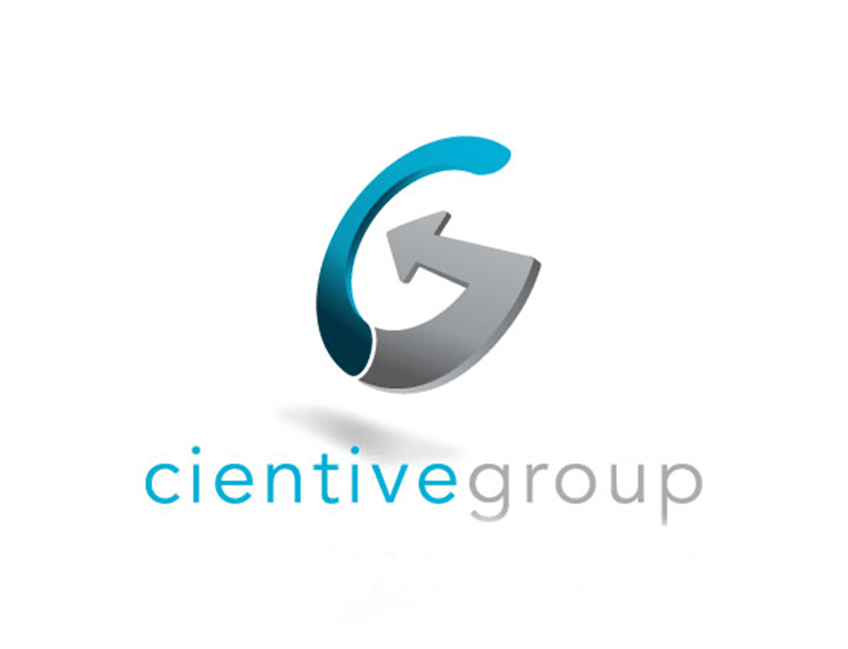Cientive Group Logo Design
