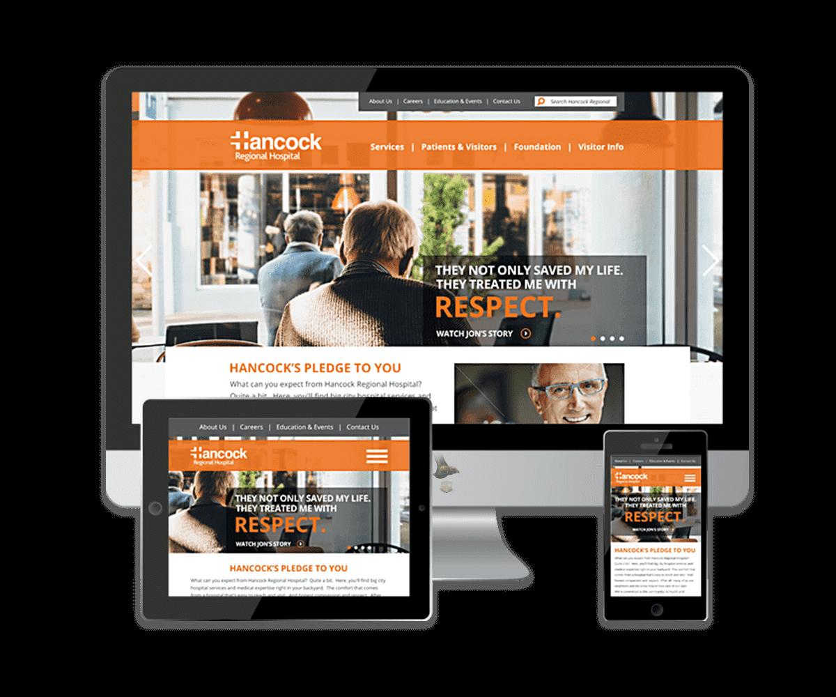 Hancock Web Design