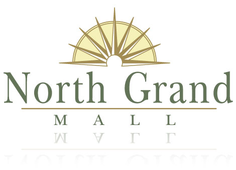 North Grand Mall Logo Design