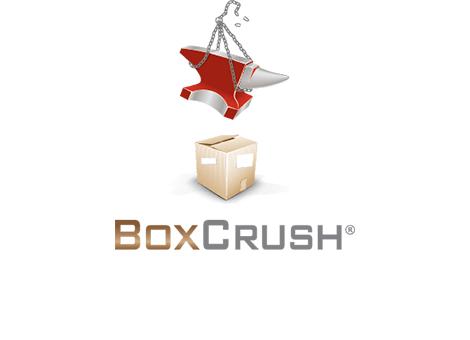 BoxCrush Indianapolis Web Design