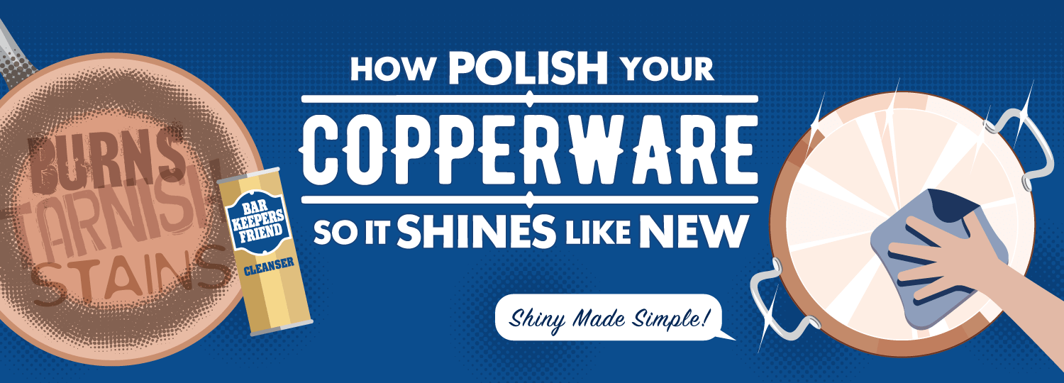 Social Engagement Copperware Banner