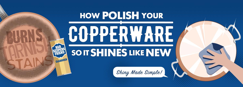 Social Engagement Copperware Banner