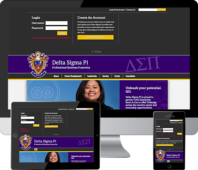 Delta Sigma Pi Integration